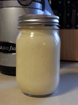 16oz Homemade Mayonnaise