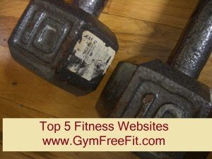 Top 5 Fitness Websites