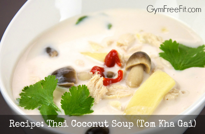 coconut soup branded
