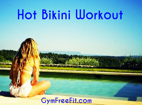 Hot Bikini Workout 3