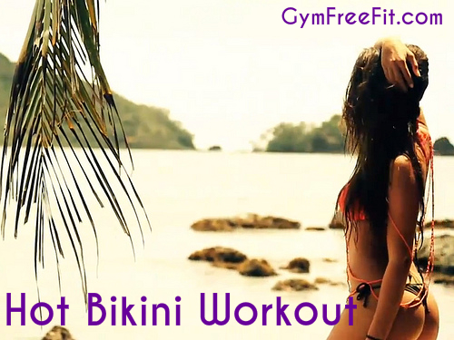 Hot Bikini Workout 5