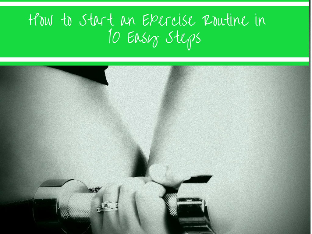 exercise routine