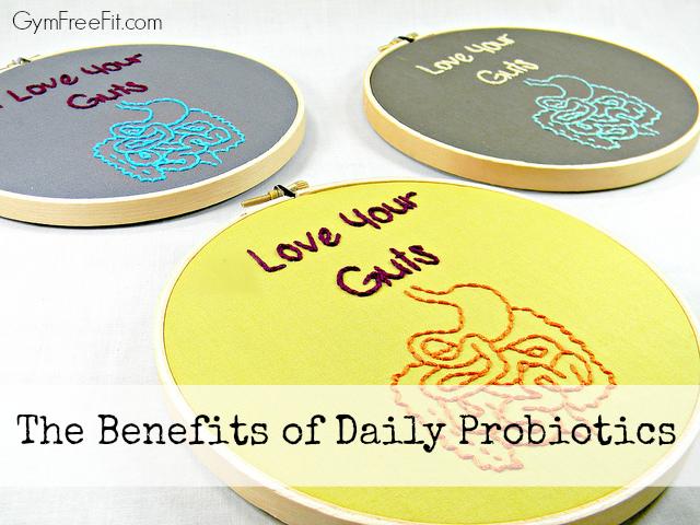 benefits of daily probiotics