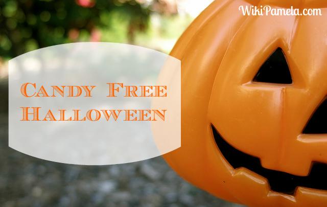 Candy Free Halloween